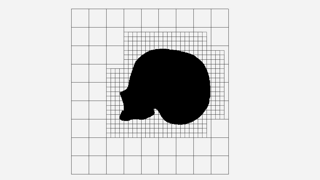 Brick map generation in 2D